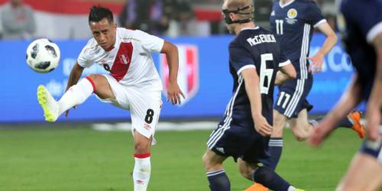 Peru wint, Panama speelt gelijk