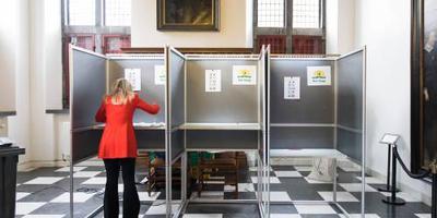 Peiling: Opkomst hetzelfde als vier jaar terug