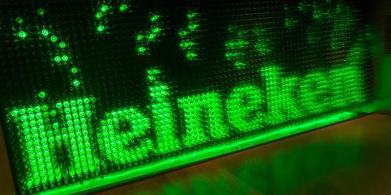 Heineken onderuit in lagere AEX