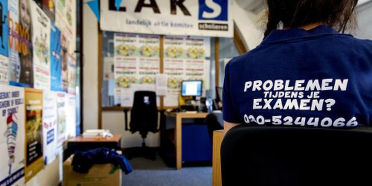 Records klachtenlijn eindexamens sneuvelen