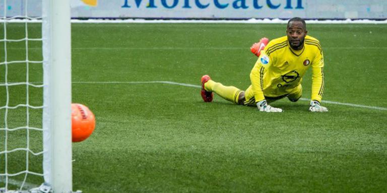 Feyenoord verliest ook bij PEC Zwolle