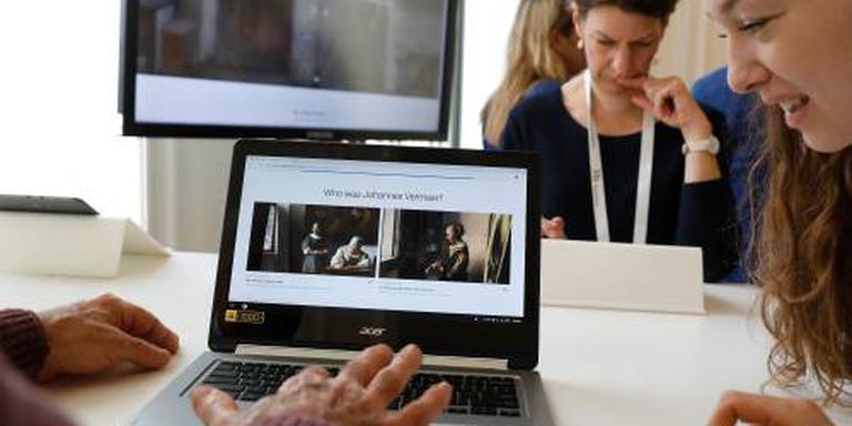 Vermeer wereldwijd tot in detail te zien