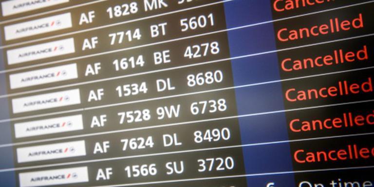 Air France woensdag weer volgens schema