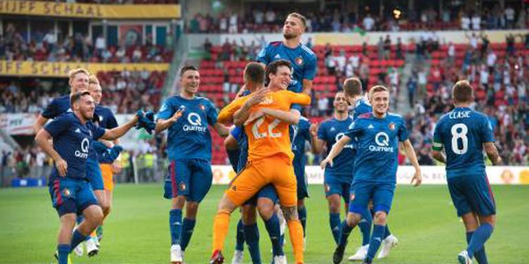 Feyenoord haalt weer een prijs binnen