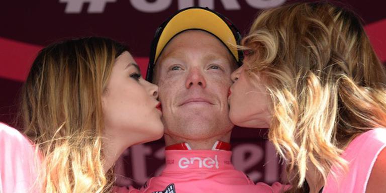 Lange etappe in Giro met spektakel in finale