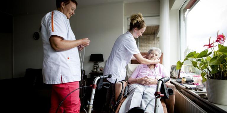 Actie voor meer waardering zorgmedewerkers