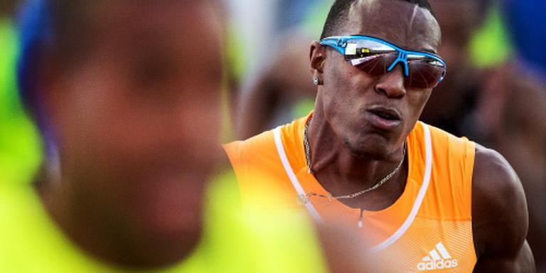 Bonevacia naar finale 400 meter