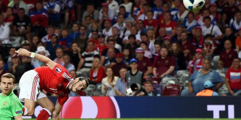Energiek Wales zet Rusland te kijk: 3-0