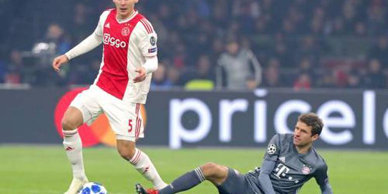 Ajax bevestigt vertrek Wöber