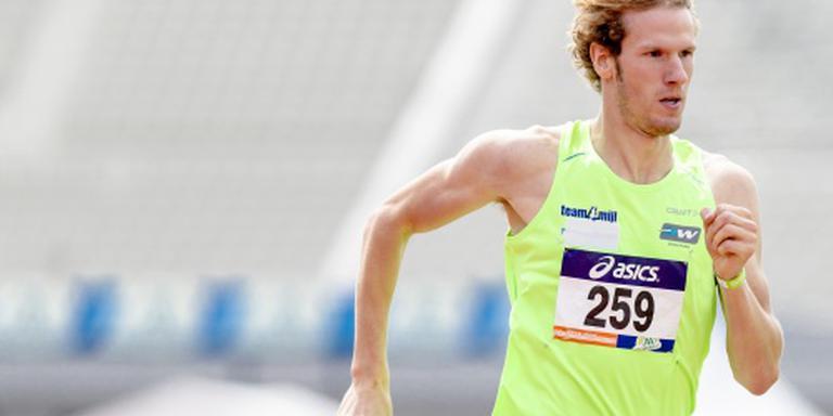 Heldhaftige Kupers naar finale 800 meter
