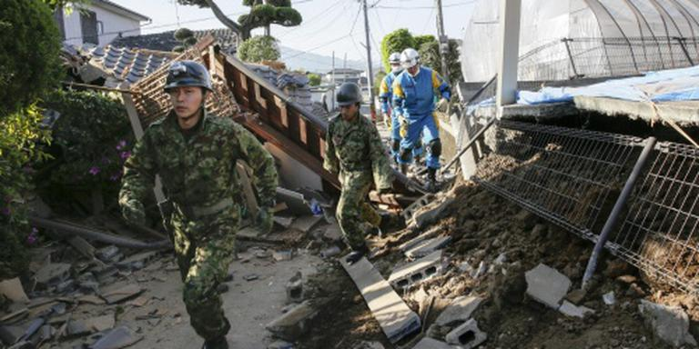 Dodental aardbeving Japan ruim veertig