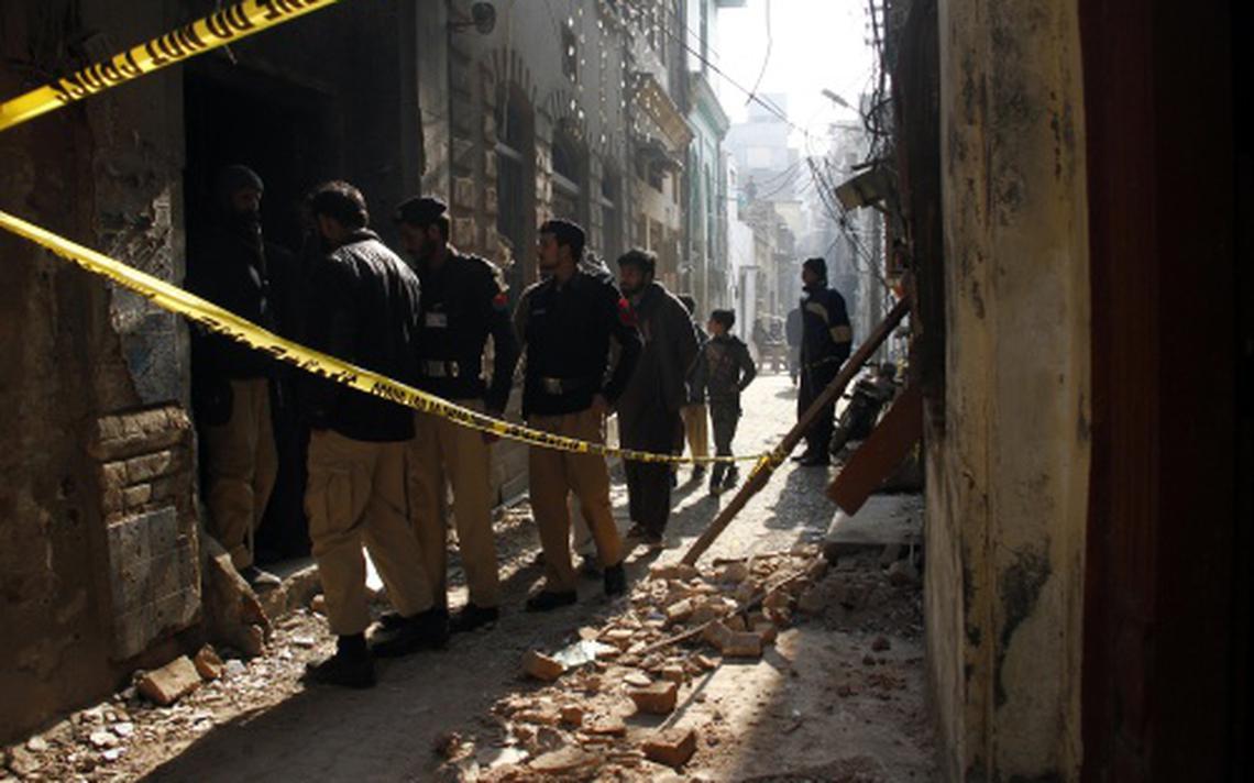 Aanslag Moskee Twitter: Doden Bij Aanslag Moskee In Pakistan