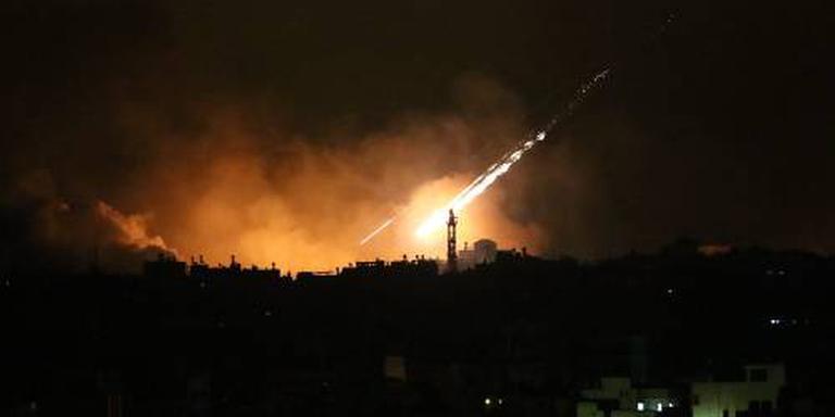 Israël bestookt doelen Gaza na mortieraanval