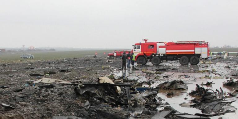 Nederland betuigt medeleven vliegtuigcrash