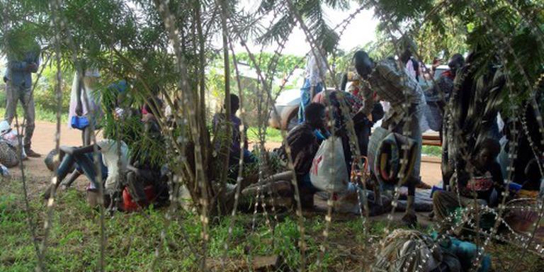 60.000 ontvluchten Zuid-Sudan