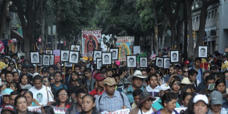 Opnieuw onderzoek vermiste studenten Mexico