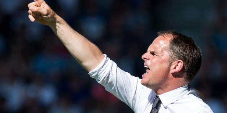 'Frank de Boer volgt Mancini op bij Inter'