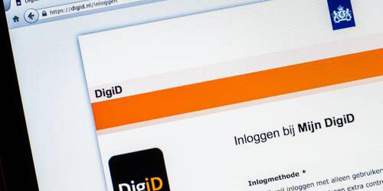 Weer DDoS-aanval op DigiD