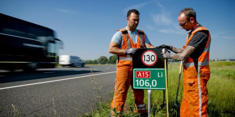 'Luchtonderzoek' RIVM naar gevolg 130 rijden