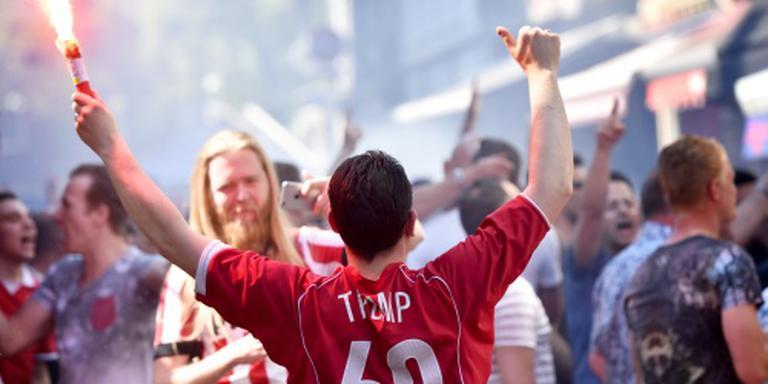 PSV verovert landstitel dankzij misstap Ajax