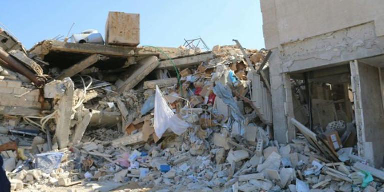 Syrisch leger verlengt bestand Aleppo
