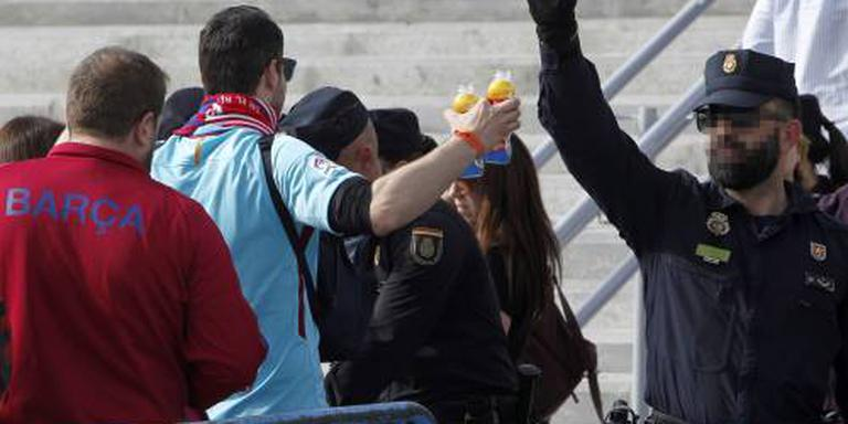 Ruim 2500 agenten bij Superclasico in Madrid