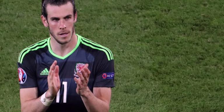 Bale: zwaar teleurgesteld, maar ook trots