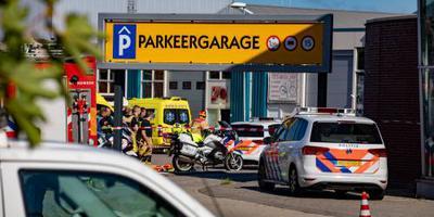 'Garage stortte in door bezwijken stalen balk'