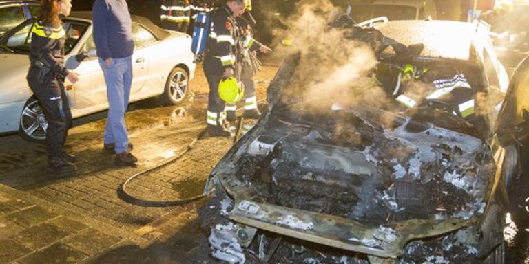 Brandstichter auto burgemeester Haarlem vast