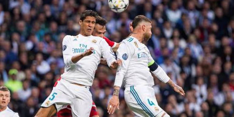 Real Madrid domineert verkiezing UEFA