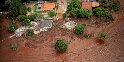 Dodental dambreuk Brazilië stijgt naar 169