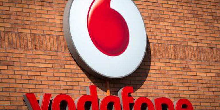 Grote storing bij Vodafone