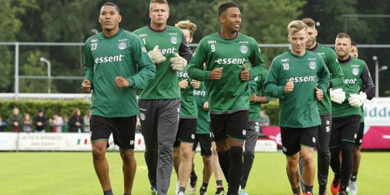 FC Groningen stuurt Hooiveld terug