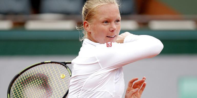 Bertens in de race voor WTA-prijs