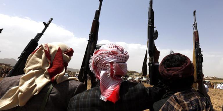 Houthi's zijn vredesgesprekken zat