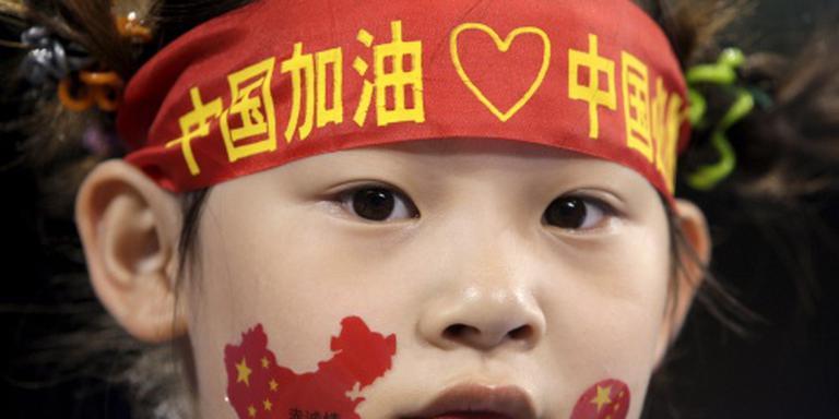 Grootste ploeg China naar buitenlandse Spelen