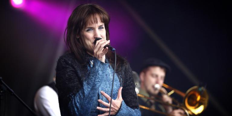 Nynke Laverman presenteert album op Oerol