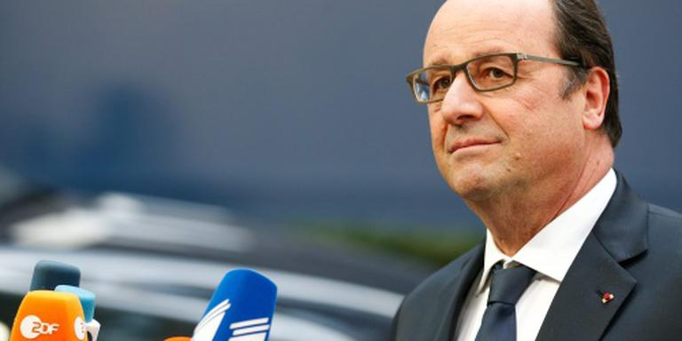 Hollande wil Europa van twee snelheden
