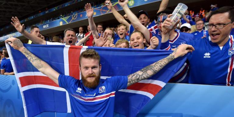 3 miljoen Nederlanders zien EK-stunt IJsland