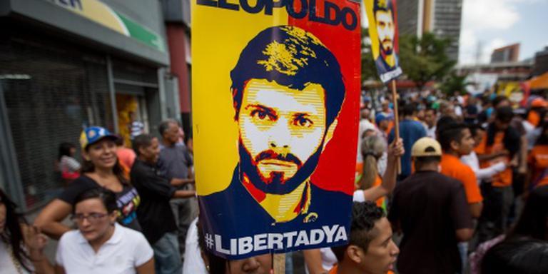Venezolaanse oppositieleider blijft in cel