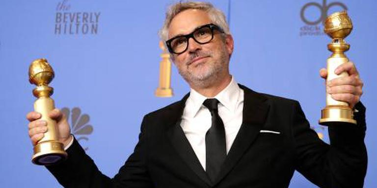 Roma wint BAFTA voor beste film