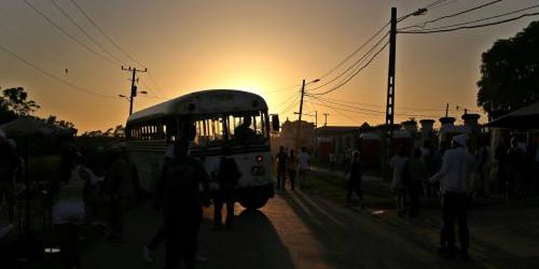 Nederlanders betrokken bij busongeluk Cuba