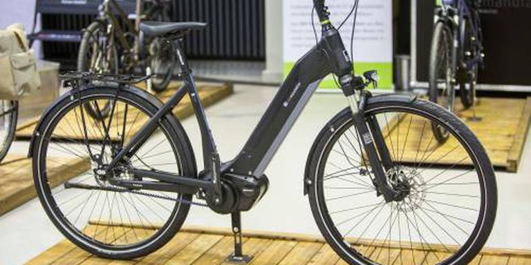'E-bike trekt fietsverkoop uit dal'