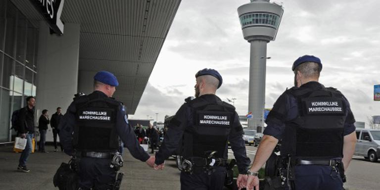 Aanhouding na 'verdachte situatie' Schiphol