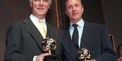 Beckenbauer: Cruijff was als een broer