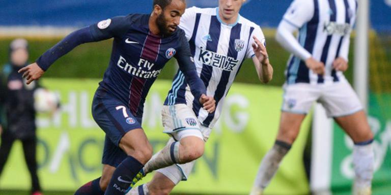 West Bromwich in Chinese handen
