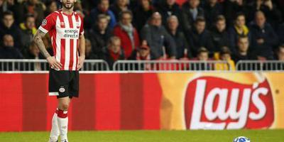 PSV'er Pereiro trefzeker voor Uruguay