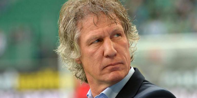Bochum wil verder met Verbeek
