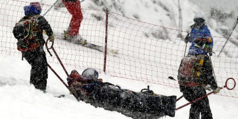 Seizoen voorbij voor skiester Vonn