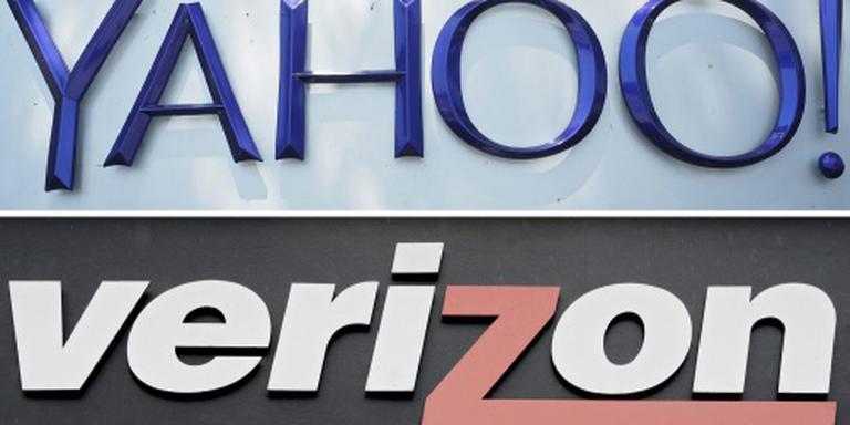 'Verizon biedt 3 miljard op Yahoo'
